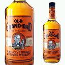 [大容量] オールドグランダッド 40度 1000ml 【ウィスキー バーボン バーボンウイスキー  ...