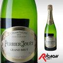 ペリエ・ジュエ グラン ブリュット750ml 【 シャンパン...