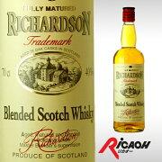 リチャードソン スコッチ ウイスキー ウィスキー プレゼント パーティ ディナー リカオー