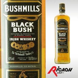 ブラック ブッシュ アイリッシュ ウイスキー ディナー ウィスキー パーティ プレゼント リカオー