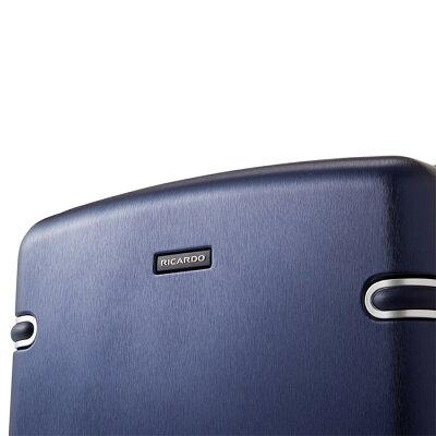リカルドRICARDOキャリーバッグArrisアリス20インチスピナースーツケースキャリーケースビジネス出張3〜4泊SサイズTSAロック静音伸縮ハンドル荷崩れ防止衣類用バック容量拡張エキスパンダブル無料預入サイズ
