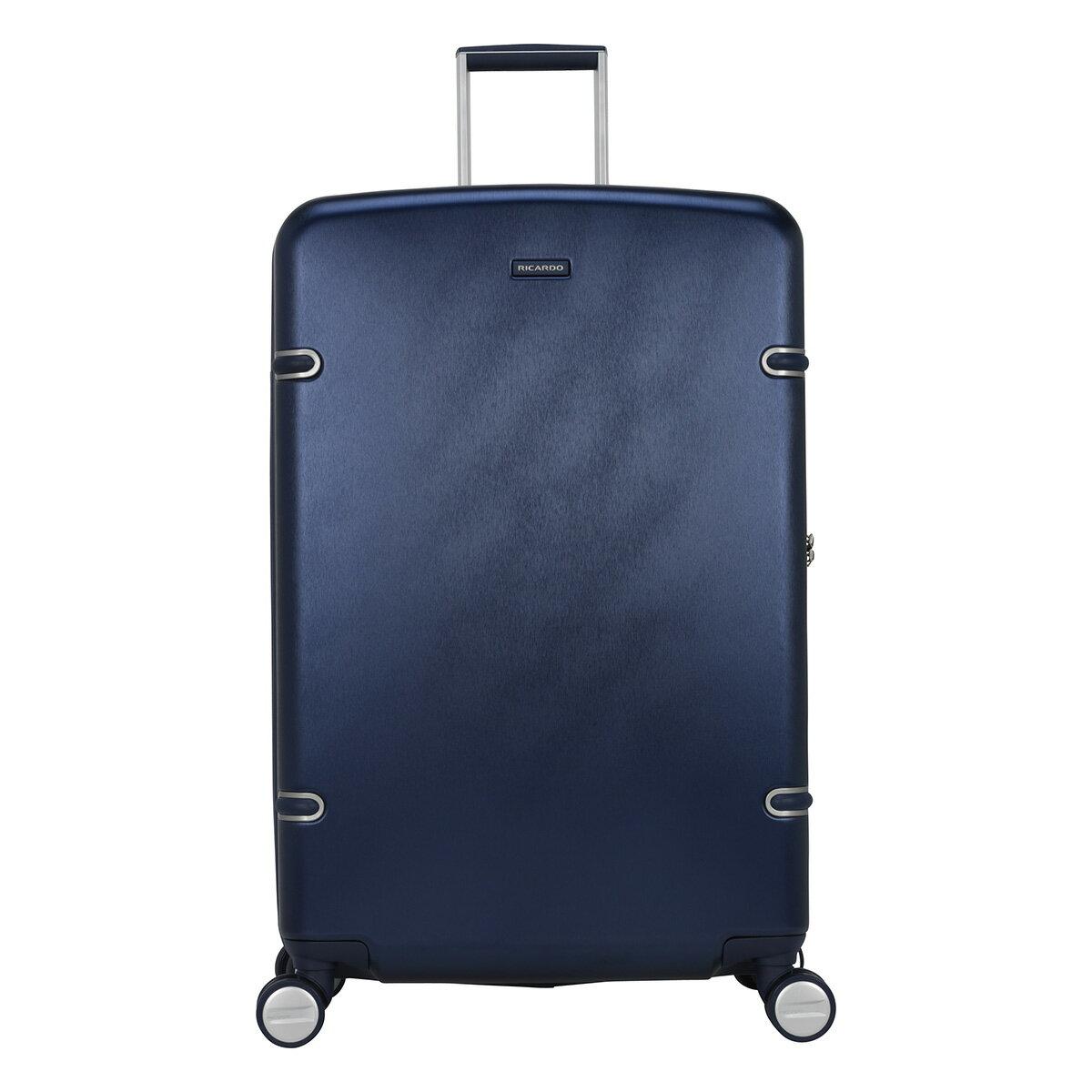 リカルド RICARDO スーツケース Arris アリス 29インチ スピナー キャリーバッグ キャリーケース 1週間以上 Lサイズ 100L以上 ハードケース 大容量 軽量 4輪 静音 拡張  158cm以内 レザー調 おしゃれ 高級 ブランド