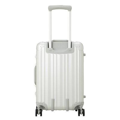 スーツケースMサイズリカルドRICARDOAileron20-inchSpinnerSuitcaseエルロン20インチスピナーアルミボディアルミフレーム158cm以内超軽量キャリーケースキャリーバッグ
