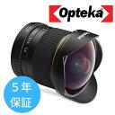 【国内正規品・5年保証】Opteka オプテカ 6.5mm f/3.5 HD 取り外しフード付き非球面魚眼レンズ for Canon、Nikon デジタル一眼レフカメラ アプテカ キャノン ニコン