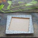 和食器 とろとろ納豆の包み揚げ 信楽金 正角皿 スクエア 180×180×15mm おうち ごはん うつわ 陶器 美濃焼 日本製 インスタ映え
