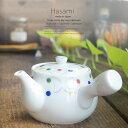 和食器 波佐見焼 急須 三色うず丸紋 おうち ごはん うつわ 陶器 日本製 カフェ 食器