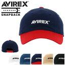 アヴィレックスキャップ帽子ローキャップ14916700AVIREX|メンズレディース[bef][PO10]