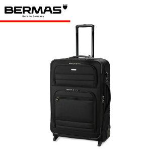 バーマス スーツケース 2輪 縦型 ファンクションギアプラス 55L 63cm 5.3kg 60425 拡張 1年保証 ソフト ファスナー TSAロック搭載 [PO10][bef]