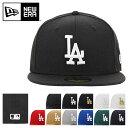 ニューエラ キャップ 59FIFTY MLB ロサンゼルス・ドジャース 帽子 NEW ERA   メンズ レディース【PO5】[bef][即日発送][クリスマス]