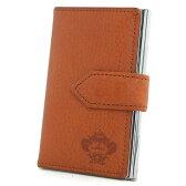 オロビアンコ カードケース OBCS-004 CA キャメル 【 IDケース 名刺入れ パスケース 】 【 OROBIANCO 】【即日発送】