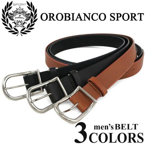 オロビアンコ スポーツ ベルト OBS-808010 ...