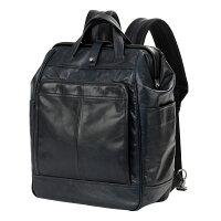 アートフィアー リュック 豊岡鞄 メンズ カバロ FW01-101 ARTPHERE Cavallo   2way 軽量 リュックサック デイパック ダレスバッグ 馬革 ホースレザー[bef][PO10]