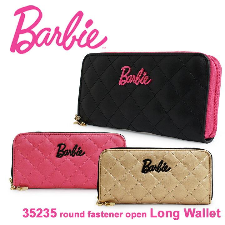f5d67c623470 バービー Barbie 長財布 35235 【 ダリヤ 】【 財布 ラウンドファスナー 札入れ レディース 】 バービー