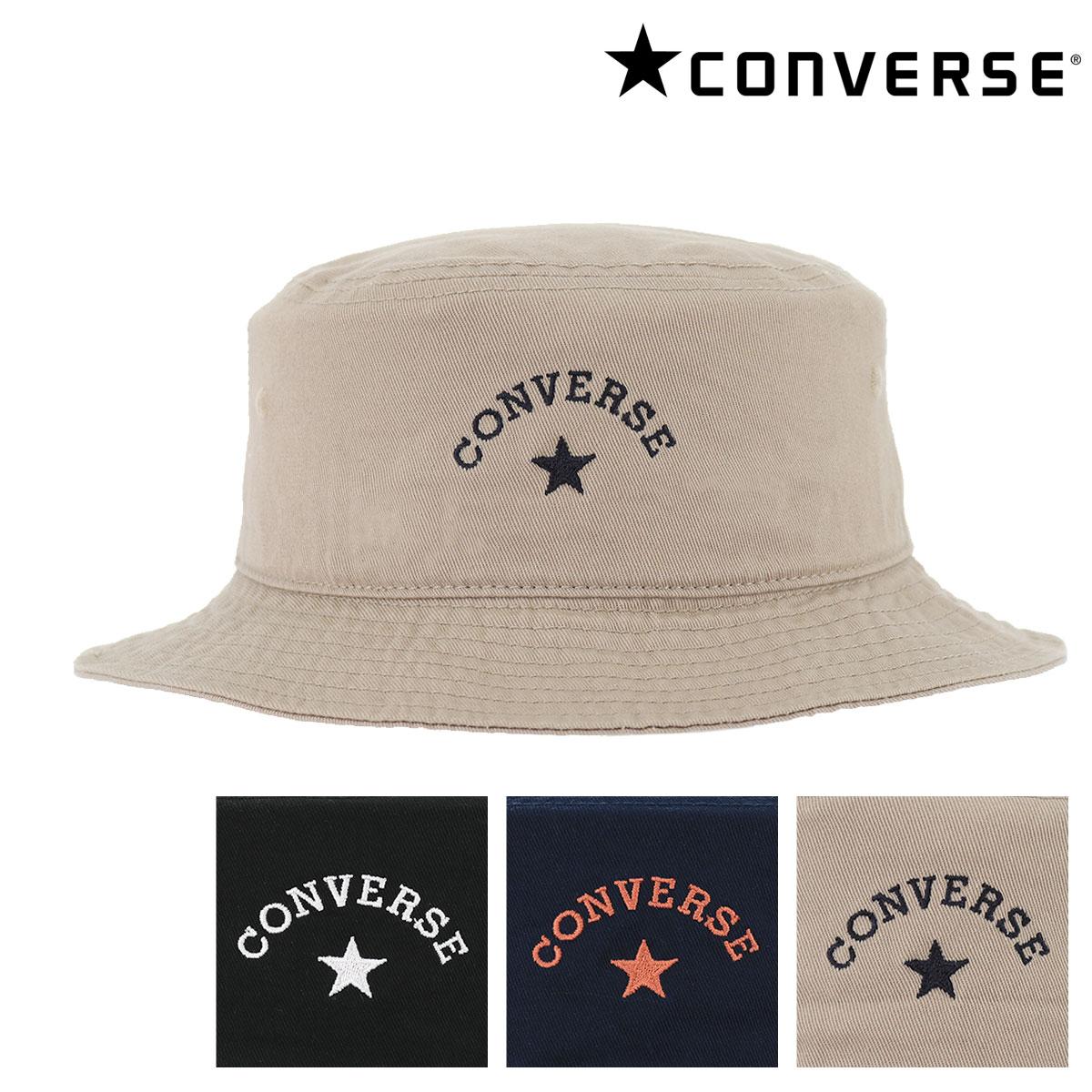 コンバース バケットハット メンズ レディース 195112704 CONVERSE | 帽子 フリーサイズ [bef]