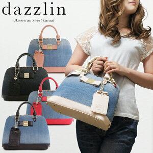 【スカーフ付属】 ダズリン dazzlin バッグ DLB-9919 【 ハンドバッグ ショル…