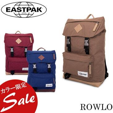 イーストパック EASTPAK バックパック EK946 ROWLO 【 ロウロ 】【 デイパック リュックサック メンズ 】