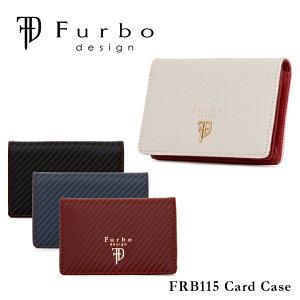 フルボデザイン カードケース FRB115ギア・カーボン