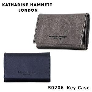 キャサリンハムネット キーケース 490-50206