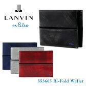 ランバン オン ブルー LANVIN en Bleu 財布 553603 グラン 【 ランバンオンブルー 】【 二つ折り 財布 メンズ 】