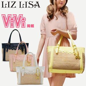 リズリサ LIZ LISA バッグリズリサ LIZ LISA トートバッグ 87514 【 レディース 】