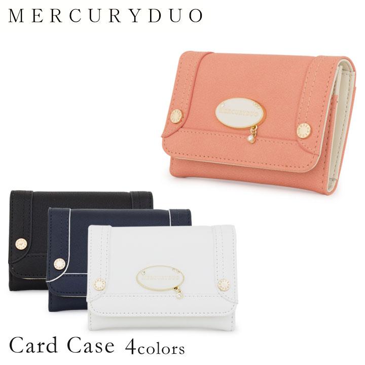 マーキュリーデュオ カードケース MDS-7040