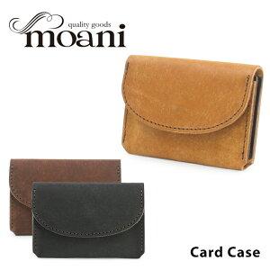 モアニ カードケース moa-0054プエブロレザーカードケース