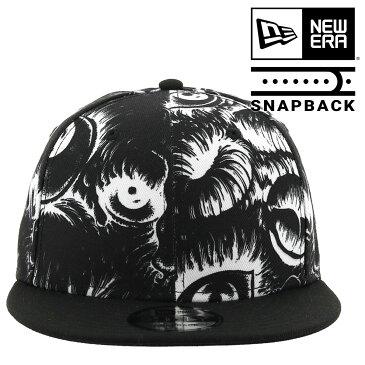 ニューエラ キャップ 9FIFTY ゲゲゲの鬼太郎 おばけナイター メンズ レディース 11785070 NEW ERA 帽子[即日発送]