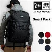 【21日10時からエントリーで+9倍】ニューエラ NEW ERA リュック Smart Pack 【 NEWERA バックパック リュックサック 】【即日発送】
