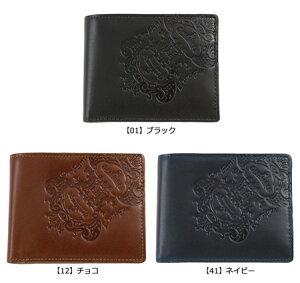オロビアンコ二つ折り財布ユニークルニークマッパシリーズOBU-715023【OrobiancoL