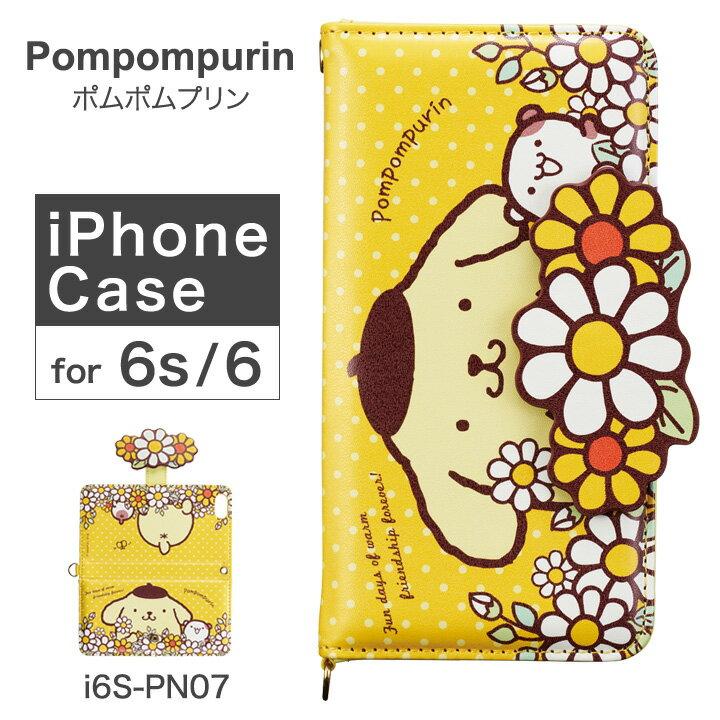 スマートフォン・携帯電話用アクセサリー, ケース・カバー  Pompompurin iPhone6 i6S-PN07 PO10bef