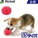 ビジーバディ パピーツイストSSリッチェル Richell ペット用品 ペットグッズ おもちゃ おやつ ゴム いぬ ドッグ 超小型 子犬 噛む 動く