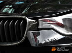 【オートテクニック】【BMW F30/F31】カーボン・フレーム・キドニーグリル