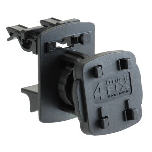 エアコンの吹き出し口に設置する為の4QFマウントです。リヒター・ベント・マウント 4QF