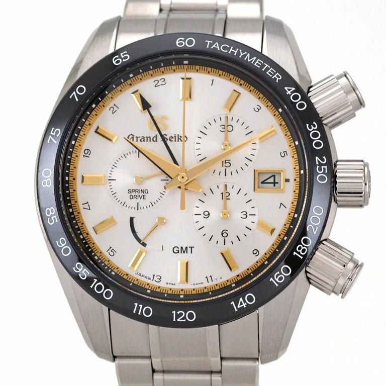 腕時計, メンズ腕時計  SEIKO GS SBGC237 9R96-0AL0 SS GMT 2020 GS 30