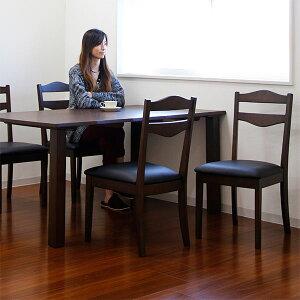 無垢材 ダイニングテーブルセット ダイニングセット ダイニングテーブル 5点セット 4人掛け 4人用 天然木 オーク無垢材 無垢 丈夫 頑丈 なぐり加工 150テーブル 150x90 北欧 モダン シンプル シ