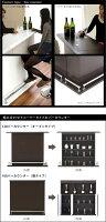 バーカウンターカウンターテーブルテーブル2点セットシンプルモダン2色対応木製完成品送料無料