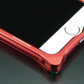 ギルドデザインiPhone7エヴァンゲリヲンMatteRED式波・アスカ・ラングレーソリッドバンパーアルミスマホケースカバーアイフォン7