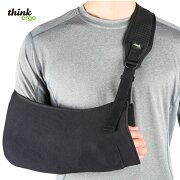 thinkergoアームスリングエアークイックアジャスト|成人用サイズ左右対応腕つり用サポーター|28010