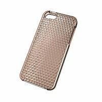iPhone5をキズや汚れからしっかり守る!強じんな耐久性としなやかな弾力性を合わせ持ったTPU素材...