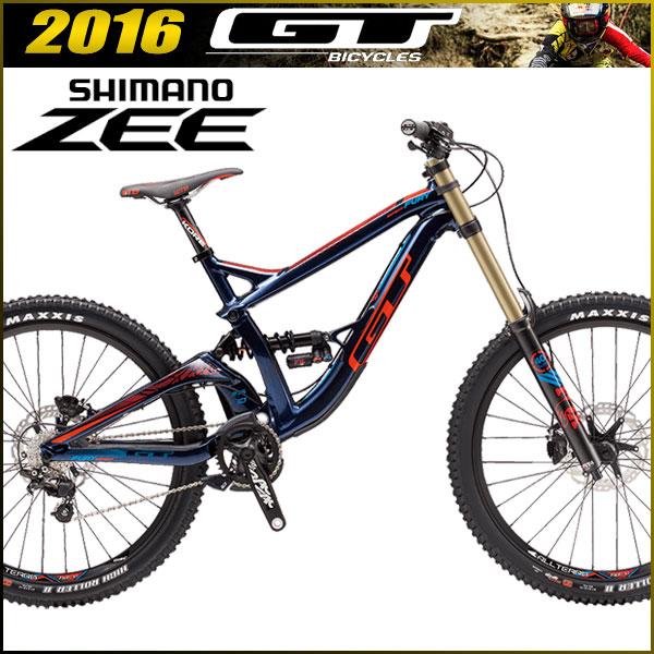 GT(ジーティー) 2016 フューリー エキスパート/FURY EXPERT【MTB/マウンテンバイク】【27.5インチ】【ZEE SHADOW PLUS】【2016年モデル】