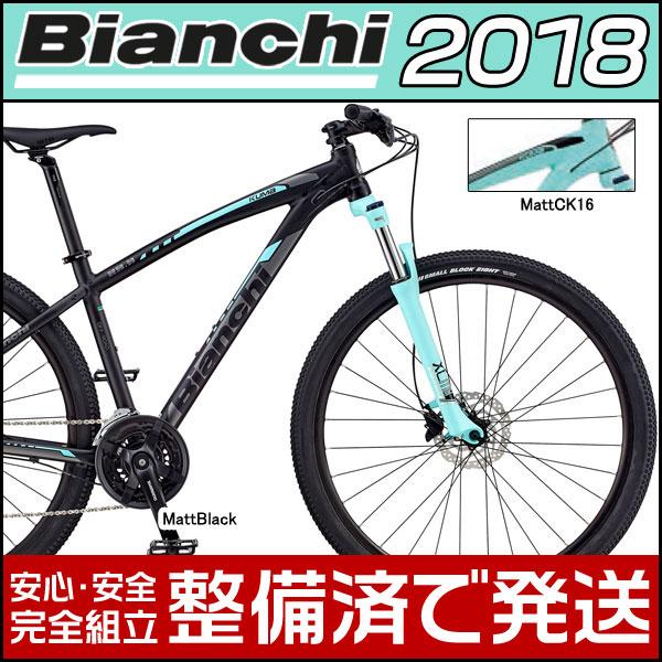 ビアンキ 2018年モデル KUMA 29(クマ29)【29インチ】【MTB/マウン...