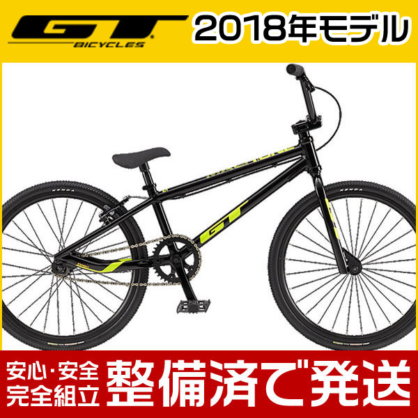 GT(ジーティー) 2018年モデル MACH ONE PRO 20/マッハワン プロ 20【20インチ】【小径車/BMX】【2017年継続モデル】:RIDE ON!