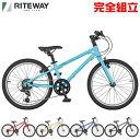 RITEWAY ライトウェイ 2021年モデル ZIT 20 ジット20 20インチ 子供用自転車