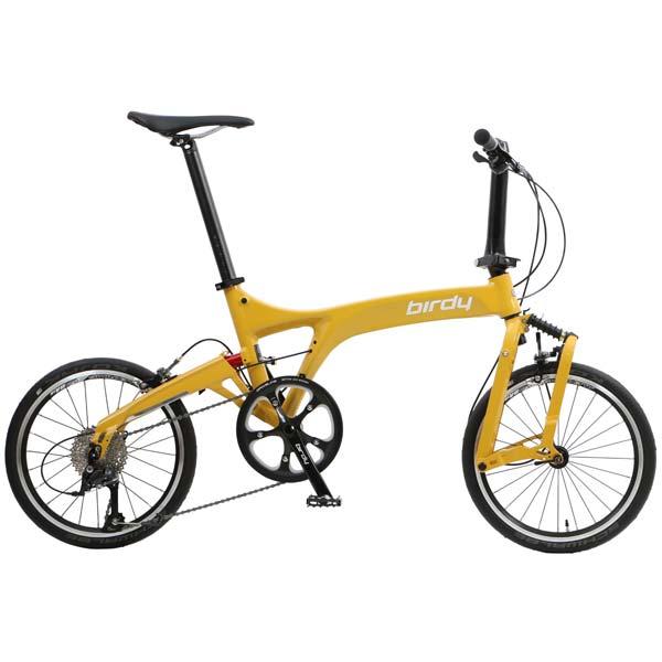 自転車・サイクリング, 折りたたみ自転車 birdy birdy Air