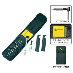 Ratchet Rocket Lite DX 携帯ラチェットツールセット (TOPEAK)トピーク 携帯ラチェットツー...