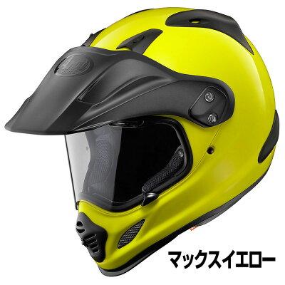 Arai TOUR-CROSS3 ヘルメット【マックスイエロー】【アライ ツアークロス3 バイク用 オフロード...