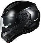 OGKカブトRYUKIヘルメット【ブラックメタリック】【オージーケーカブトバイク用システムヘルメットリュウキ】【smtb-k】