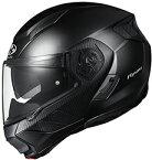 OGKカブトRYUKIヘルメット【フラットブラック】【オージーケーカブトバイク用システムヘルメットリュウキ】【smtb-k】