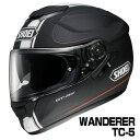 SHOEI GT-Air ヘルメット WANDERER【TC...