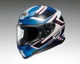 SHOEI Z-7 ヘルメット VALKYRIE TC-2【ヴァルキリー ブルーxホワイト】【ショウエイ Z7 バイク用 フルフェイスヘルメット】【smtb-k】
